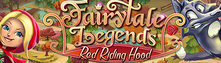 Fairytale Legends: Red Riding Hood Touch